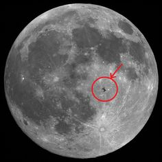The ISS Appears in Front of a Full Moon | One Piece Discoveries