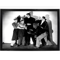 Abbot and Costello Meet Frankenstein Promotional Poster