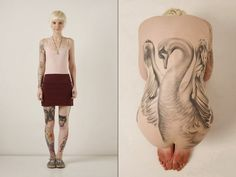 #graceneutral #tattoo