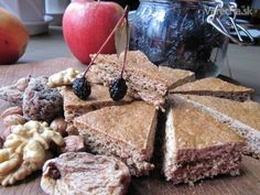 Medovníkový koláč s figami (fotorecept)
