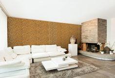 Obývačka - dekorativne-natery.sk