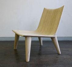 Paulownia chair