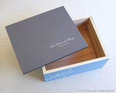 CUADRO de madera personalizado  personalizada it.. caja de