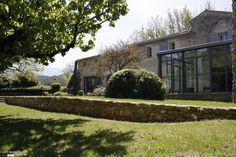 Un mas réhabilité en Provence, sebastien braun - architecture et decoration - Côté Maison
