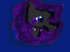 Something I drew a while ago heh.. Anyways @swiftclan4ever you can repin the drawing of nightmoon with credit