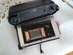 Digital back for Leica M4