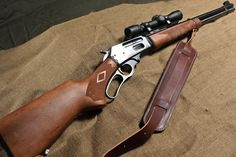 Marlin 336w Scout Set-up
