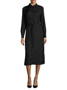 Button Down Shirt Dress by Lucca Couture at Gilt