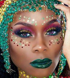 .. gooorgeous Carnival Goddess