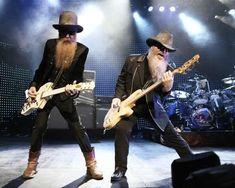 ZZ Top, the greatest beards in rock history, formed in Houston.