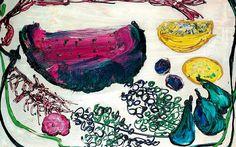 Feta, Artwork, Painting, Work Of Art, Auguste Rodin Artwork, Painting Art, Artworks, Paintings, Painted Canvas