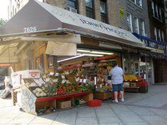 I used to get my fruits and veggies here!!!  Bay Ridge, Brooklyn, NY