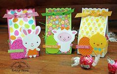 Doodlebug Design Inc Blog: Easter Treat Boxes by Kathy Skou