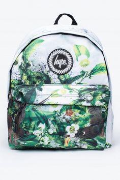 88087e0db32f HYPE FOREST BACKPACK Green Backpacks