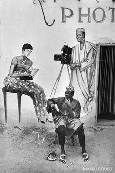 Senegal 1964 - by Marc Riboud