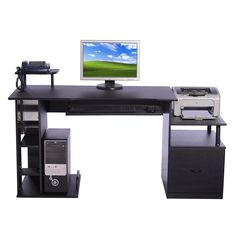 En Stock, Office Desk, Ebay, Furniture, Home Decor, Kit, Products, Country Style Furniture, Printers