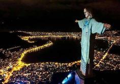 Christ The Redeemer Statue, Iglesias, Photography, Rio De Janeiro, Christ The Redeemer, Health Professional, Medicine, Hospitals, Sea Level
