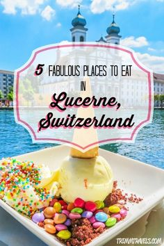 Definition of Insurance Fabulous Places To Eat In Lucerne Switzerland Eating your way through Lucerne, Switzerland is a must! Check out these five fabulous places for a complete food tour when you visit Lucerne!Eating your way through Lucerne, Switzerland Switzerland Summer, Switzerland Vacation, Lake Lucerne Switzerland, Switzerland Christmas, Visit Switzerland, European Vacation, European Travel, Zermatt, Switzerland Itinerary
