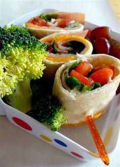 good kid lunch ideas