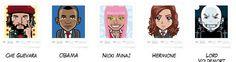 """Está muy de moda usar un avatar en comentarios de páginas web, foros y redes sociales con un toque manga, podríamos definirlo como nuestro retrato online similar a nuestro perfil pero con un estilo manga. Para hacer los avatars podéis usar un herramienta online llamada """"FaceYourManga"""","""