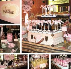 """Photo 1 of 16: Paris / Birthday """"An Evening in Pa-Reese"""" 