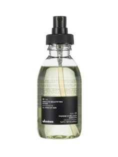 Davines OI/OIL Absolute Beautifying Potion. Our testers couldn't believe how this lightweight oil transformed damaged hair.