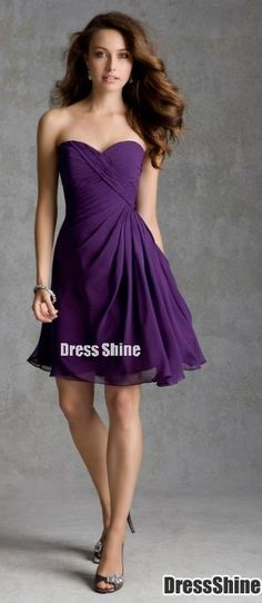 Bridesmaids dress- I just need it in royal blue!