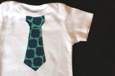 Necktie Onesie!