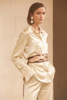 Get inspired and discover Nanushka trunkshow! Shop the latest Nanushka collection at Moda Operandi. Im Not Perfect, Presentation, Satin, Women's Fashion, Style Inspiration, Collection, Instagram, Fashion Women