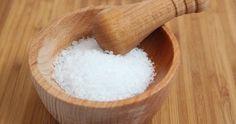 18 modi per usare il sale fuori dalla cucina