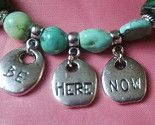 """The """"Be Here Now"""" Bracelet"""