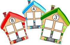 maisons des nombres - laclassedelila