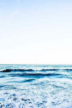 'Sea' Photographic Print by Kara Rosenlund. Captured off the East Coast of Australia, on a small island called Stradbroke Island. © Kara Rosenlund Shop here: http://shop.kararosenlund.com/sea-photographic-print/