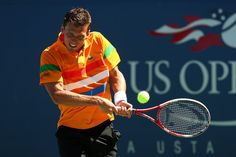 US Open 2012 Lacoste Tennis Fashion. Day 6: Tobias Kamke ~ Trendy Tennis - Tennis Fashion Blog