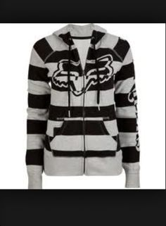 Fox Racing, Fox Brand, Fox Girl, Hoodie Jacket, Passion For Fashion, Just In Case, Adidas Jacket, Girl Outfits, Comfy