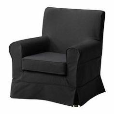 EKTORP JENNYLUND Chair - Idemo black - IKEA