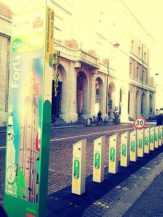 Bike sharing, navette e mobilità sostenibile | Forlì24ore