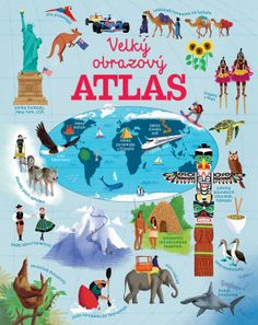 Booktopia has Big Picture Atlas by Emily Bone. Buy a discounted Hardcover of Big Picture Atlas online from Australia's leading online bookstore. Fun Illustration, Illustrations, Atlas Book, Desert Sahara, Bone Books, Gizeh, Cultures Du Monde, World Geography, Book People
