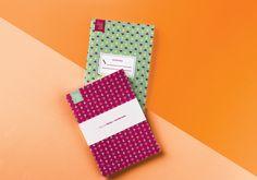 Kit Mini Cadernos Crer Para Ver com 2 Mini Cadernos