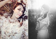 Vintage Bohemian Bridal Shoot | Green Wedding Shoes Wedding Blog | Wedding Trends for Stylish + Creative Brides