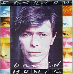 "David Bowie - Fashion, 7"" vinyl single, picture sleeve, c.1980 #vinyl"