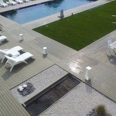 La piscina dell'hotel Franz - Gradisca d'Isonzo vista dall'alto!