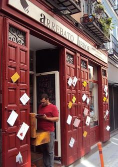 Arrebato Libros: Encantadora librería de segunda mano en Madrid | DolceCity.com