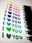 I ❤ you