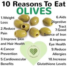 FactsOfFood Olives HealthyEating Healthy Nutrition Food Foodies Health PhysicalHealth Cancer CancerPrevention… is part of Holistic health - Sport Nutrition, Nutrition Education, Nutrition Tips, Health And Nutrition, Health And Wellness, Health Fitness, Holistic Nutrition, Fitness Tips, Subway Nutrition