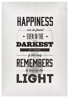 Harry Potter Poster inspirational quote nursery decor by handz