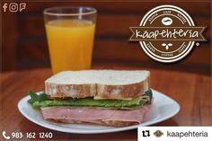 @kaapehteriaHoy viernes ven a disfrutar de un delicioso sándwich y verás como tendrás toda la energía ya que la #Káapehtería #TeHaceElDía  SERVICIO A DOMICILIO AL (983) 162 1240.  #ConsumeLocal #KáapehCOMBO #Káapehtear #Cafetería #Café #Alimentos #Postres #Pasteles #Panes #Cancún #Chetumal #México