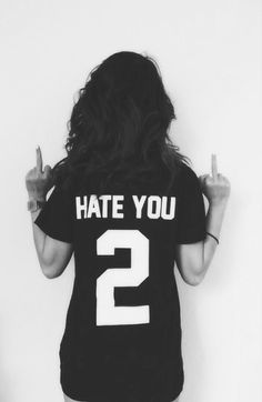 Hate you 2.