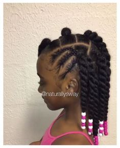 #natural #hairstyles #for #kids #boys #naturalhairstylesforkidsboys Little Girls Natural Hairstyles, Toddler Braided Hairstyles, Black Kids Hairstyles, Kid Hairstyles, Little Girl Twist Hairstyles Black, Crochet Braids Hairstyles For Kids, African American Kids Hairstyles, Mixed Baby Hairstyles, Crochet Braids For Kids