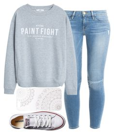 """""""PAINT FIGHT!!"""" by yoontje ❤ liked on Polyvore"""